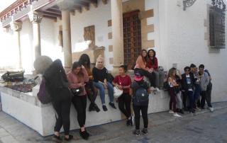 Visita a Sitges 2n Batxiller